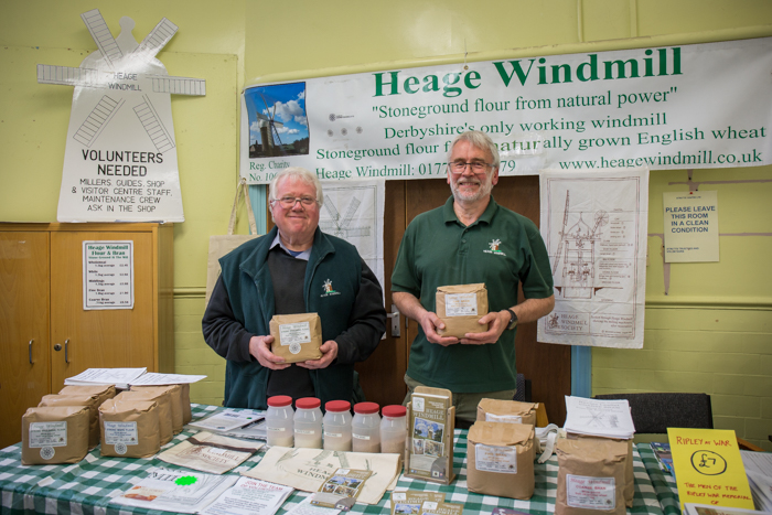 Heage Windmill - DVMills WHS Day - Strutts Centre