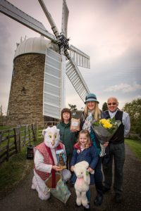 Heage Windmill Opening 2017 - Aleena Naylor 010
