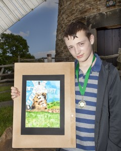 Art Challenge 2013 Junior Winner - Thomas Land