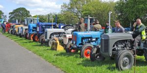 Tractor Day 2016