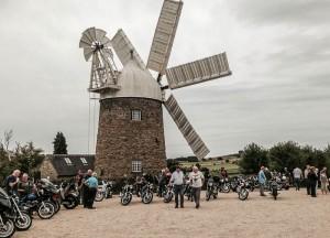 bikes at mill 2015