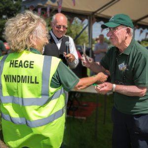 Heage Windmill - August 7 Celebration 011